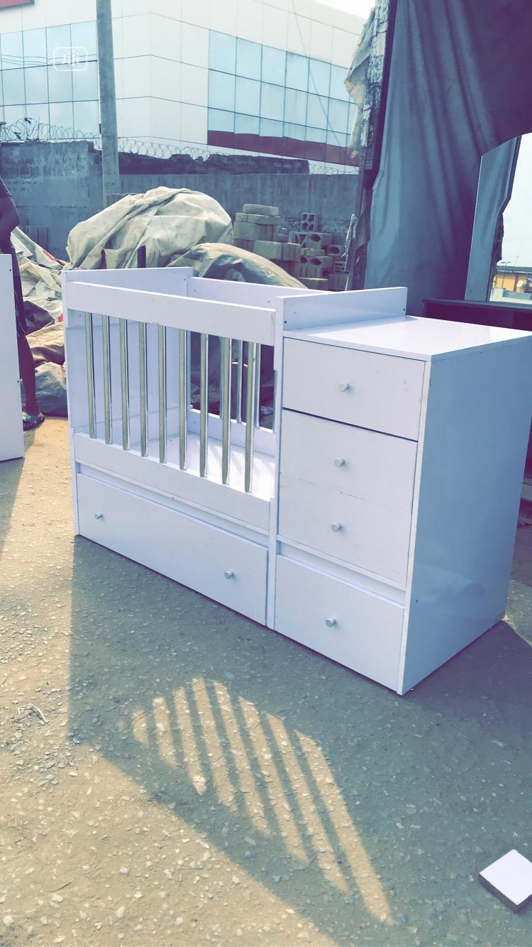 Lovely And Adorable Baby Cot For Sale At Affordable Price