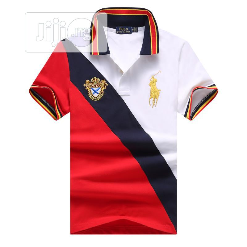 Polo Ralph Lauren Polo Shirts | Clothing for sale in Lagos Island, Lagos State, Nigeria