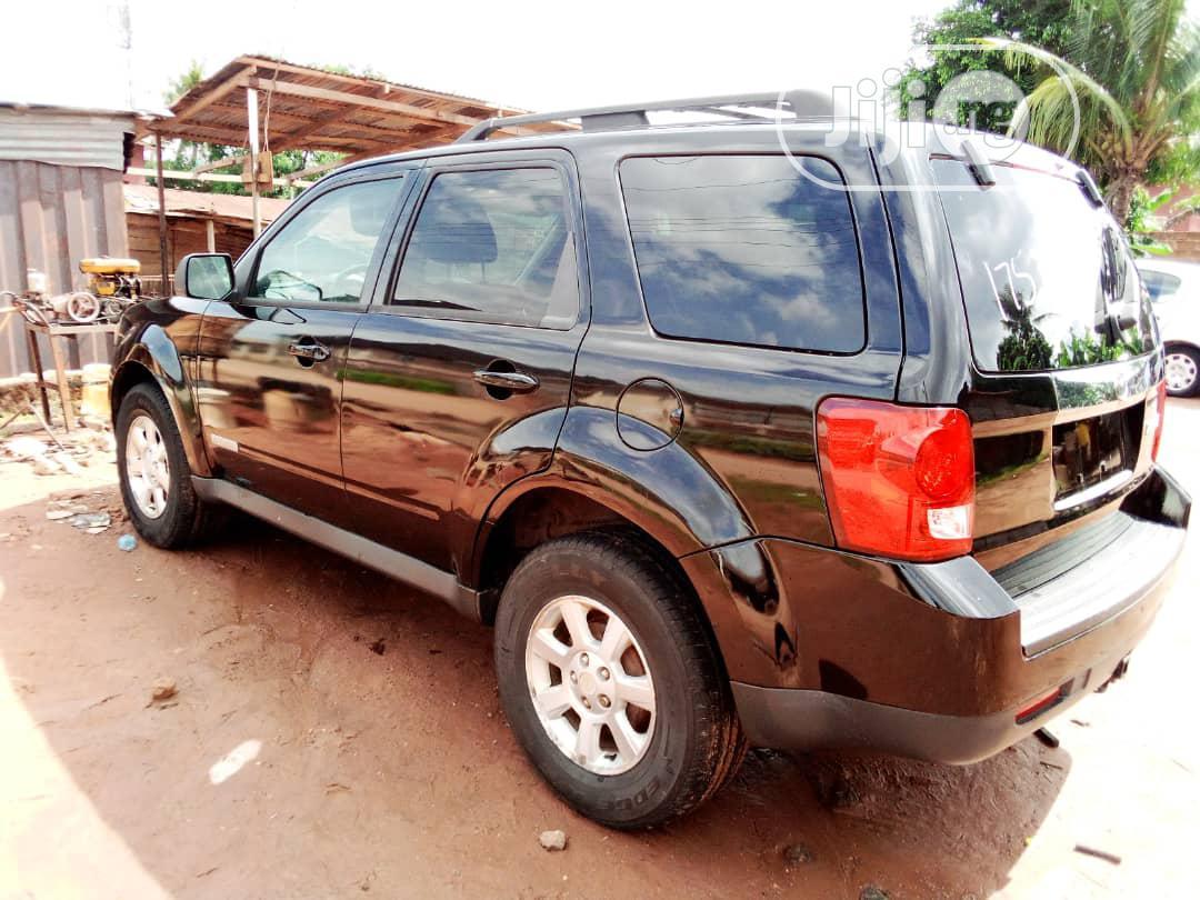 Mazda Tribute 2008 Black | Cars for sale in Benin City, Edo State, Nigeria