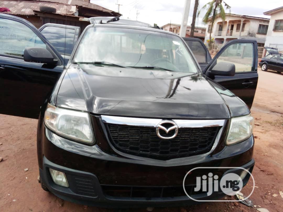 Mazda Tribute 2008 Black