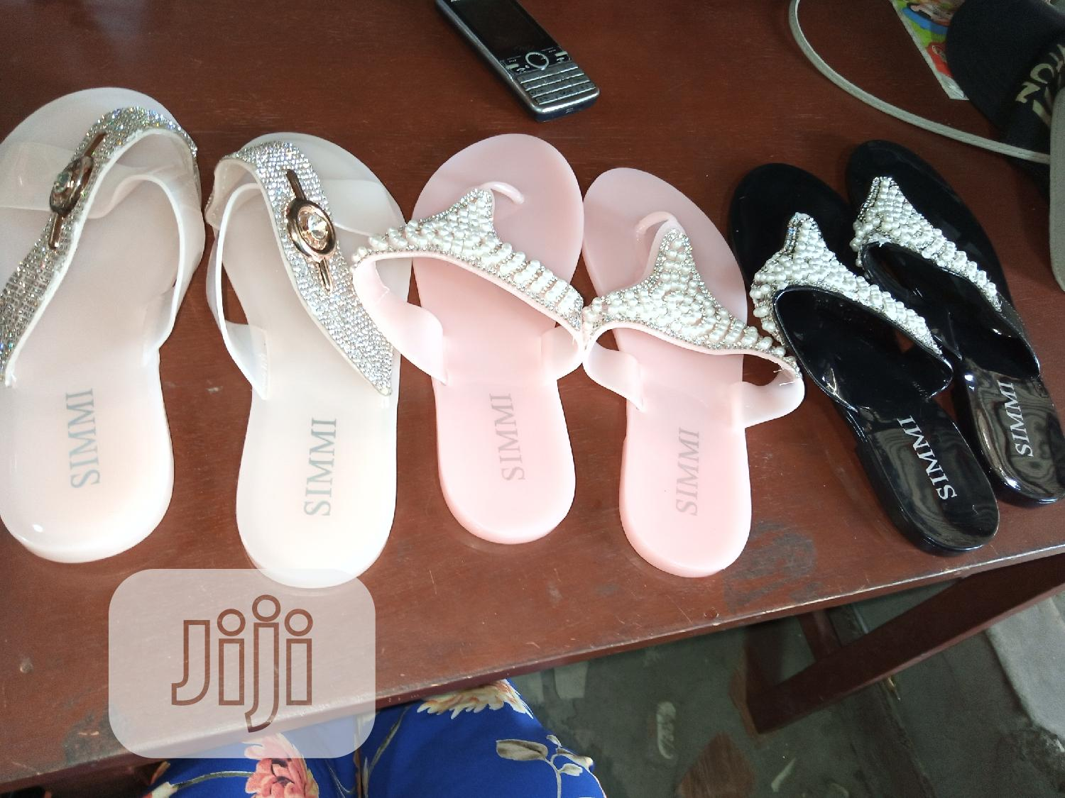 Ladies Slippers | Shoes for sale in Surulere, Lagos State, Nigeria
