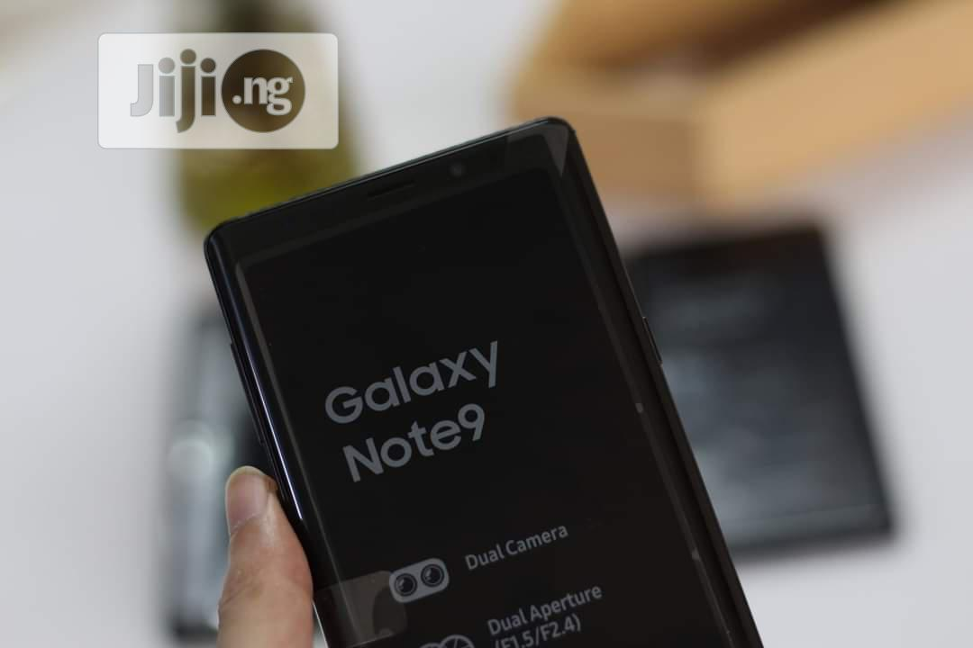 Archive: New Samsung Galaxy Note 9 128 GB