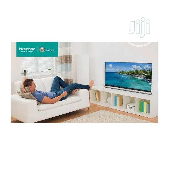 Hisense 50 Inches Smart Uhd 4k Led Tv A7100 | TV & DVD Equipment for sale in Ojo, Lagos State, Nigeria