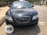 Hyundai Sonata 2009 Black | Cars for sale in Lagos State, Ikeja