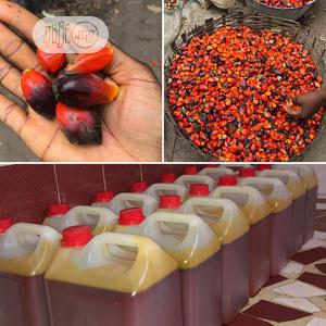 Fresh Sweet And Unadulterated Palm Oil(25litre)   Meals & Drinks for sale in Edo State, Benin City
