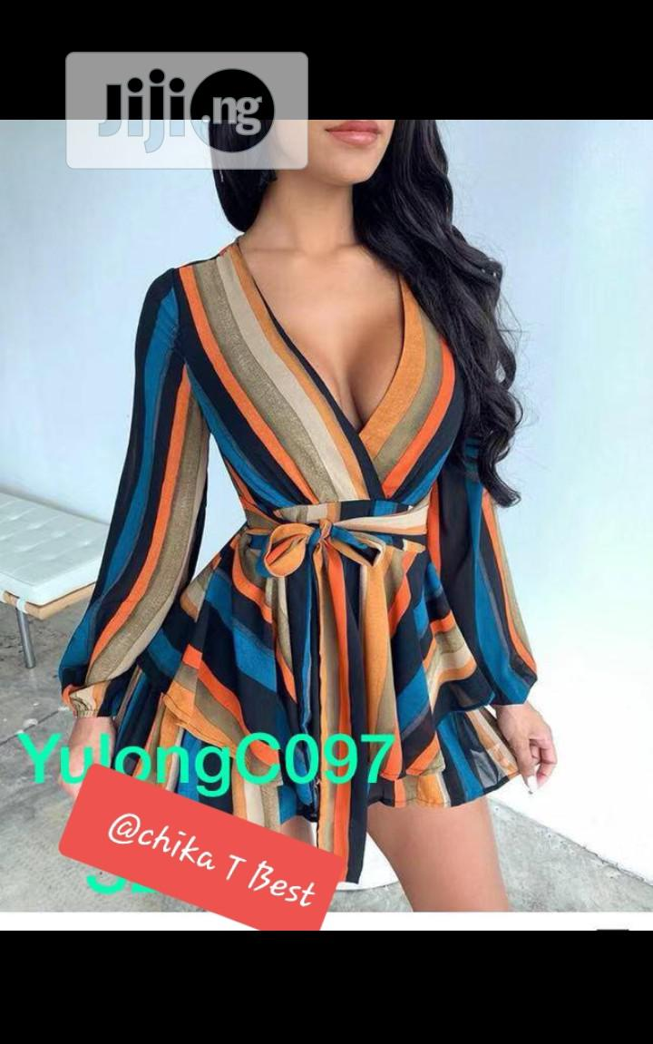Yulong Dress | Clothing for sale in Lagos Island, Lagos State, Nigeria