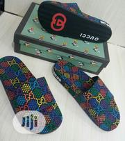 Original Quality and Beautiful Men Designers Gucci Slippers | Shoes for sale in Lagos State, Surulere