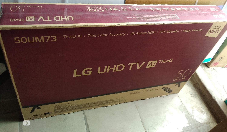 "Archive: Original Lg 50"" Inches Smart Webos 4k Internet Led Tv"