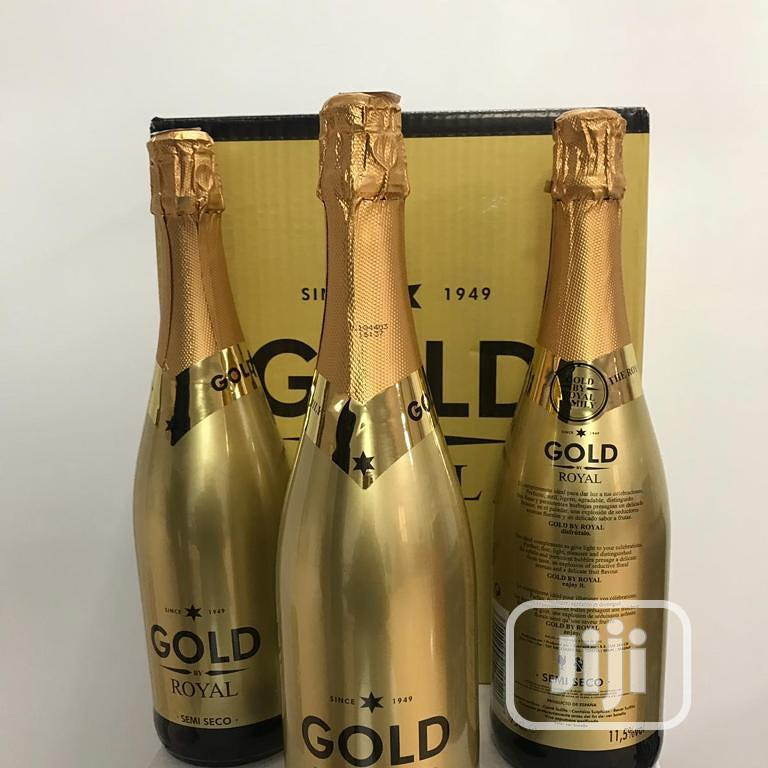 Gold By Royal Ice