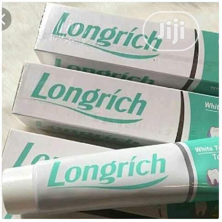 Longrich Toothpaste | Bath & Body for sale in Port-Harcourt, Rivers State, Nigeria