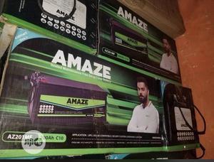 200AH 12volts AMAZE Indian Deep Cycle Solar Battery   Solar Energy for sale in Lagos State, Lagos Island (Eko)
