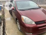 Toyota Sienna 2004 Red | Cars for sale in Lagos State, Oshodi-Isolo