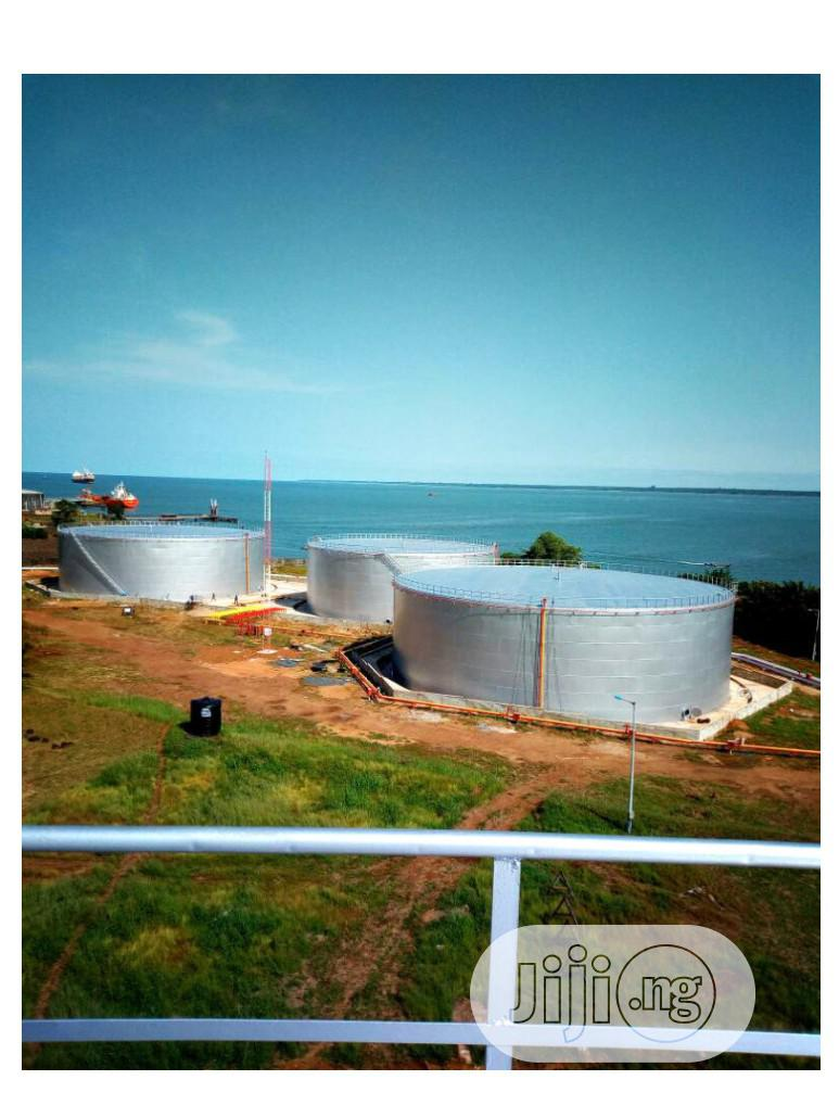 Tank Construction | Building & Trades Services for sale in Ilupeju, Lagos State, Nigeria