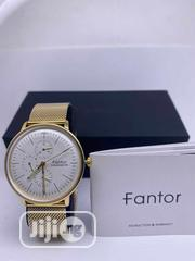 Fantor Gold Chain Watch | Watches for sale in Lagos State, Magodo