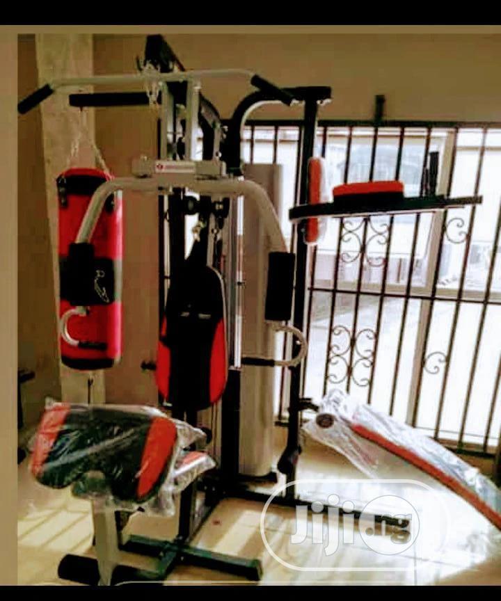 American Premium Quality Multi-station (3 Station)Gym