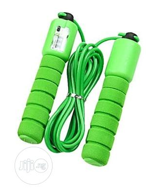 Skipping Rope With Counter | Sports Equipment for sale in Lagos State, Ikeja
