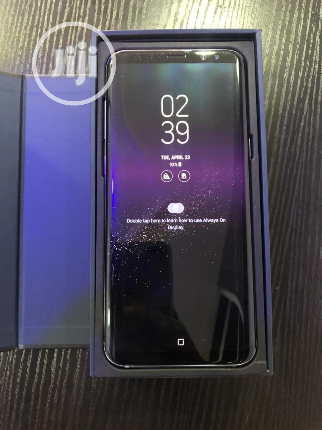 Samsung Galaxy S8 Plus 128 GB Black | Mobile Phones for sale in Egor, Edo State, Nigeria