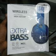 Wireless Stereo Headset MDR-XB950BT | Headphones for sale in Lagos State, Surulere