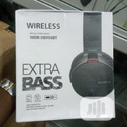 Wireless Stereo Headset MDR-XB950BT | Headphones for sale in Lagos State, Oshodi-Isolo