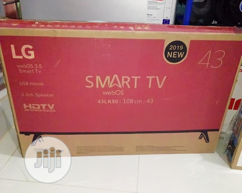 LG 43lk50 Smart TV