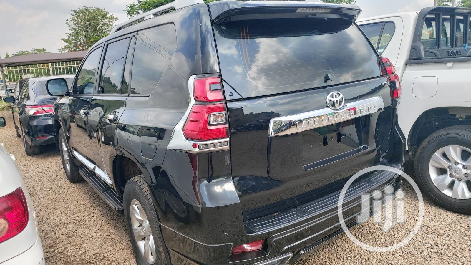 Toyota Land Cruiser Prado 2019 Black | Cars for sale in Gudu, Abuja (FCT) State, Nigeria
