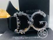 Quality Dolce And Gabbana Belts | Clothing Accessories for sale in Lagos State, Lagos Island