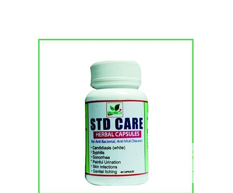 Edible Herbs Supplement for Staph, Infection From Sexual