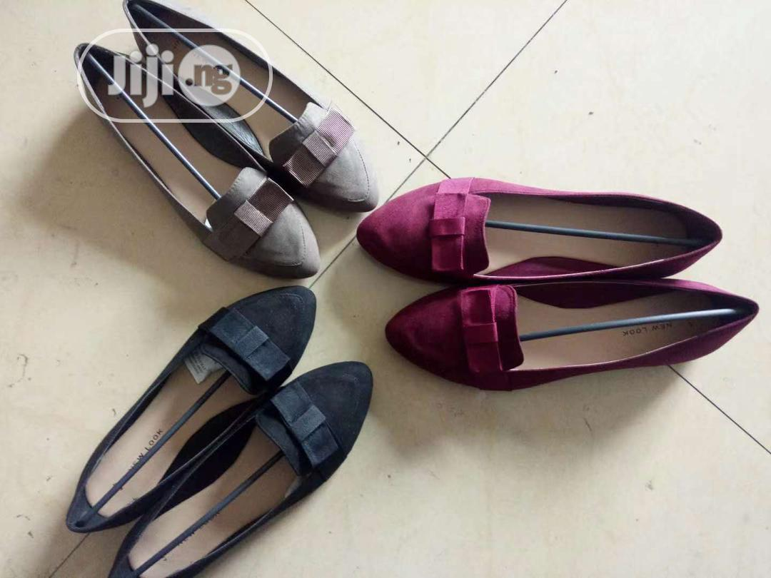Quality Ladies Flat Shoes Ready To Rock On. | Shoes for sale in Ikeja, Lagos State, Nigeria