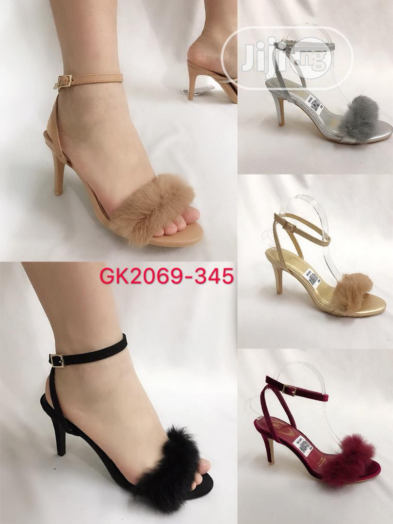 Classy Ladies Foot Wear Ready For You To Rock On.