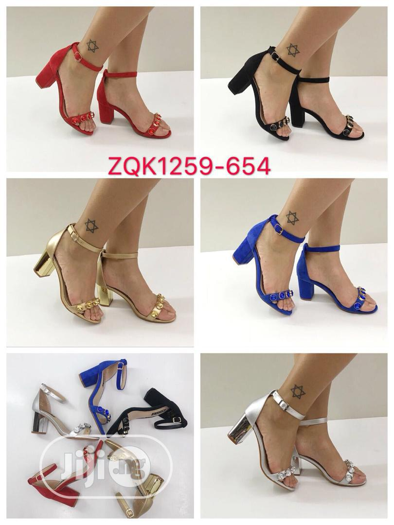 Classy Ladies Foot Wear Ready For You To Rock On.   Shoes for sale in Ikeja, Lagos State, Nigeria