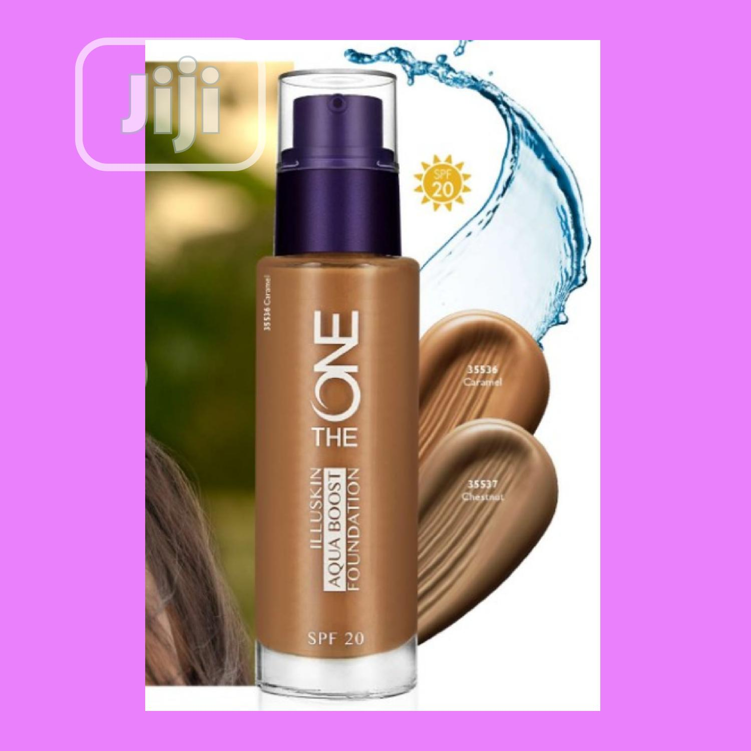 The One Illuskin Aquaboost Foundation