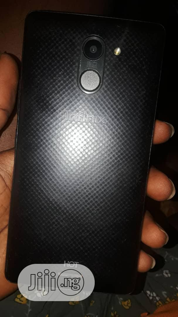 Archive: Infinix Hot 4 16 GB Black