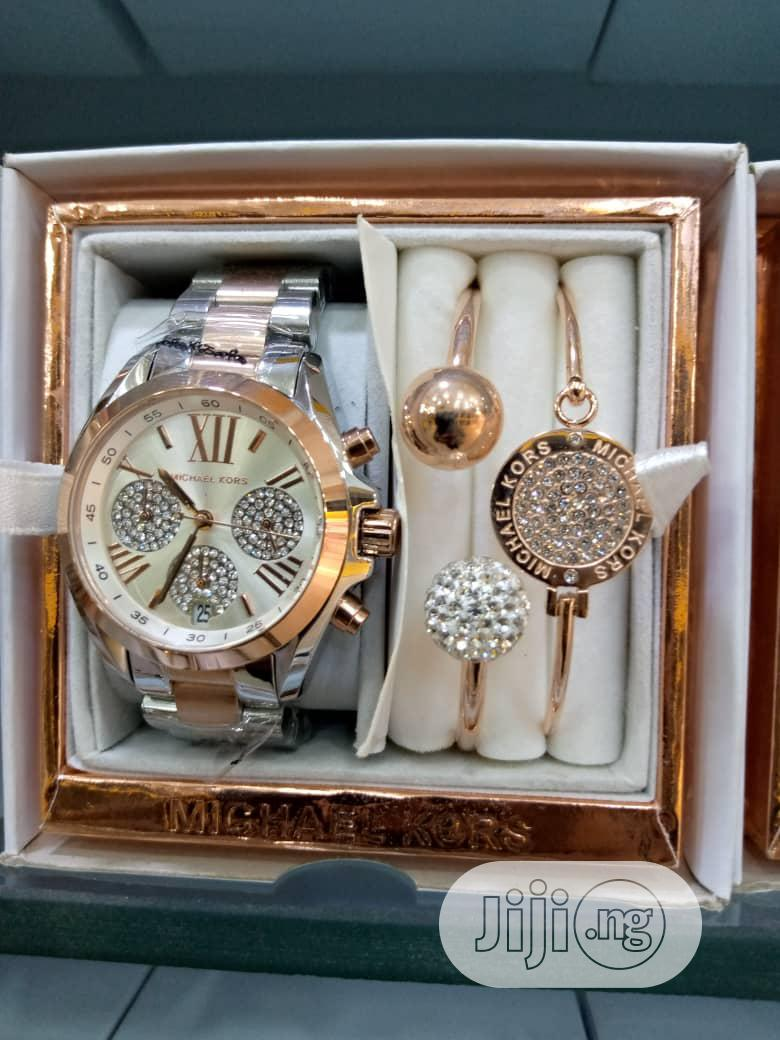 MICHAEL KORS Watches and Bands