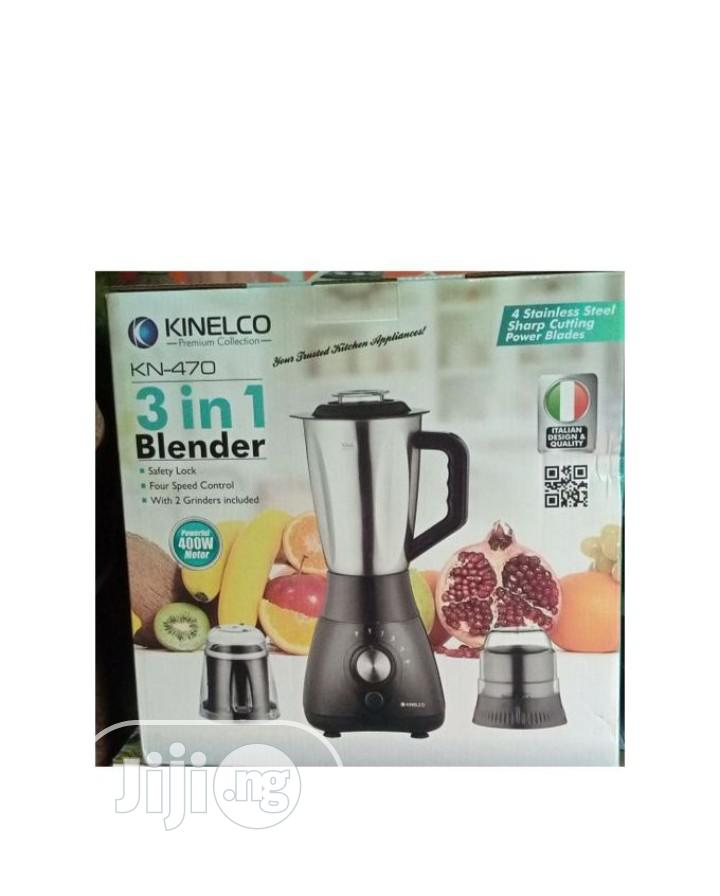 Kinelco Kinelco 3 In One Blender