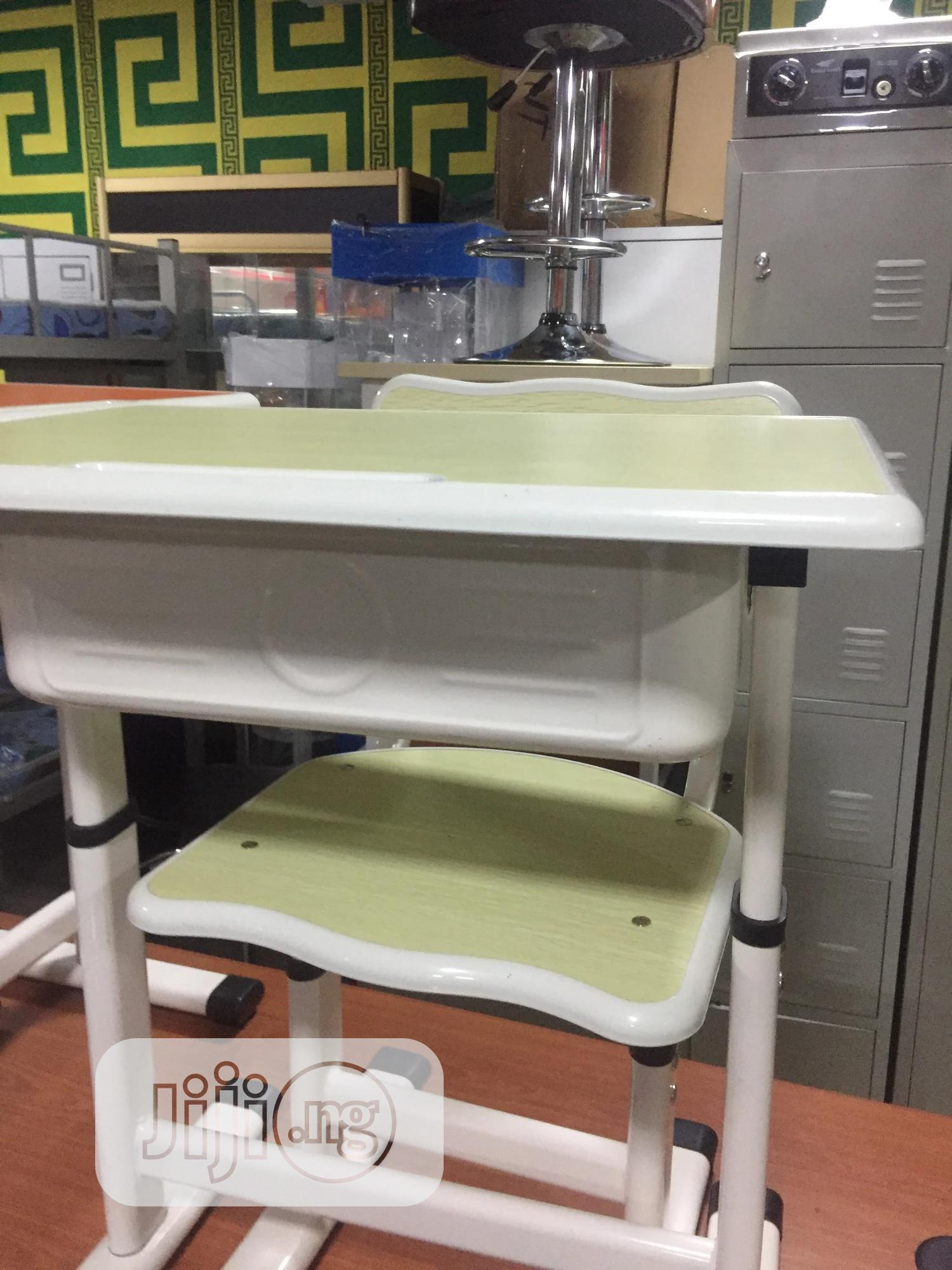 Children Set Of Chair And Table | Children's Furniture for sale in Lagos Island, Lagos State, Nigeria