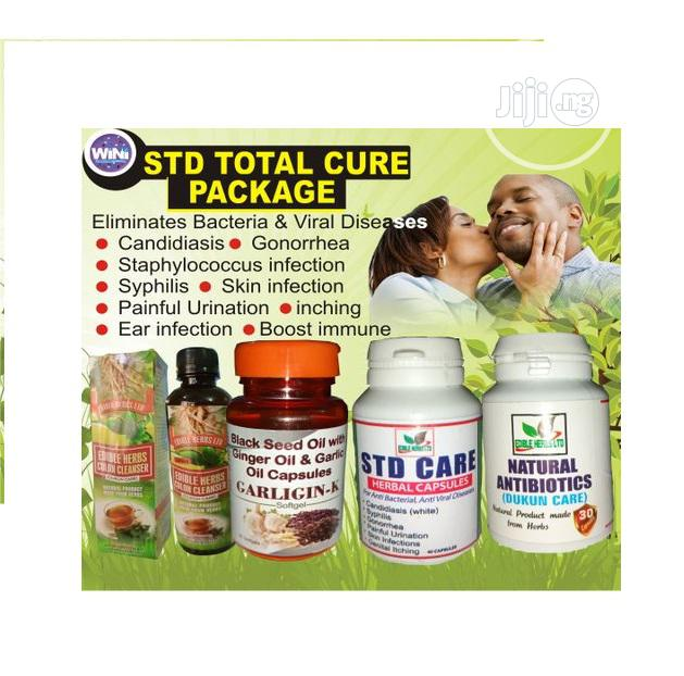 Std Total Cure Package