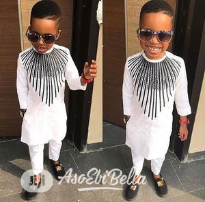 Lovely White Native for Boys | Children's Clothing for sale in Lagos State, Ojodu