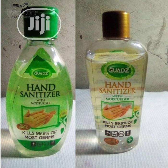 GUADZ Hand Sanitizer - 120ml, 300ml & 500ml