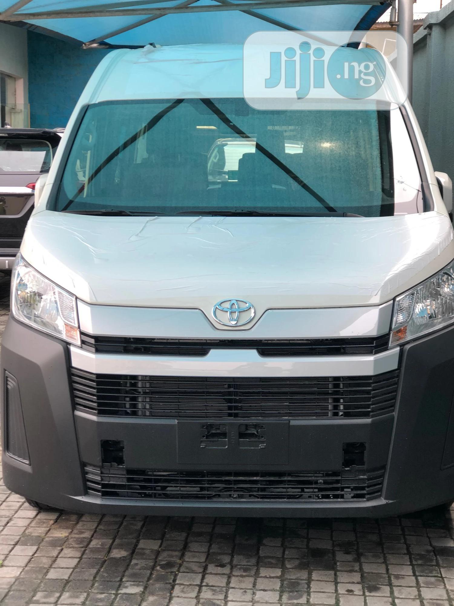 New Toyota Hiace 2020 White | Buses & Microbuses for sale in Ikeja, Lagos State, Nigeria