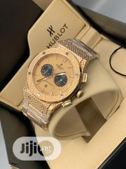Hublot Rosegold Chain Wristwatch   Watches for sale in Lagos State, Ikeja
