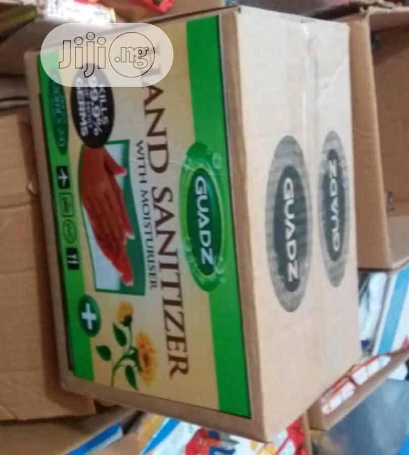 GUADZ Hand Sanitizer - 120ml, 300ml & 500ml | Skin Care for sale in Ikeja, Lagos State, Nigeria