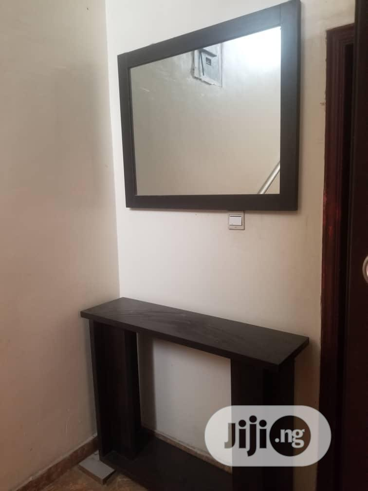 Archive: A Front Stool With A Hanging Mirror For Sell