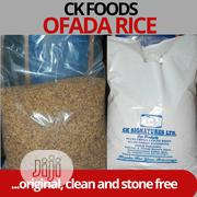 Ofada Rice Poundo/ Ofada Rice ( Original And Stone Free) | Meals & Drinks for sale in Lagos State