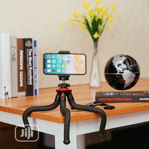 BW-BS7 Phone Tripod Stand Flexible Octopus   Accessories & Supplies for Electronics for sale in Lagos State, Ikeja