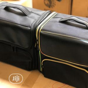 Leather Makeup Bag   Tools & Accessories for sale in Lagos State, Ilupeju