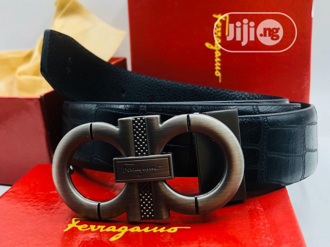 Archive: Ferragamo Belt