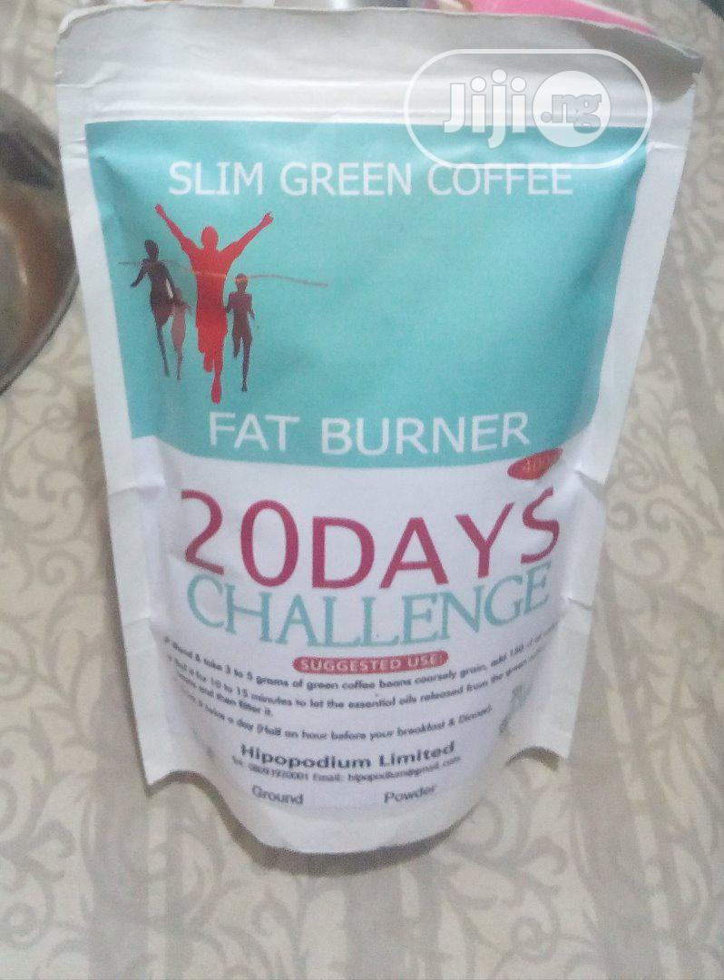 Gidini Weight Loss Detox Green Coffee Tea | Vitamins & Supplements for sale in Wuse, Abuja (FCT) State, Nigeria