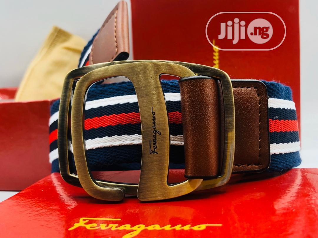 Archive: Ferragamo Belt