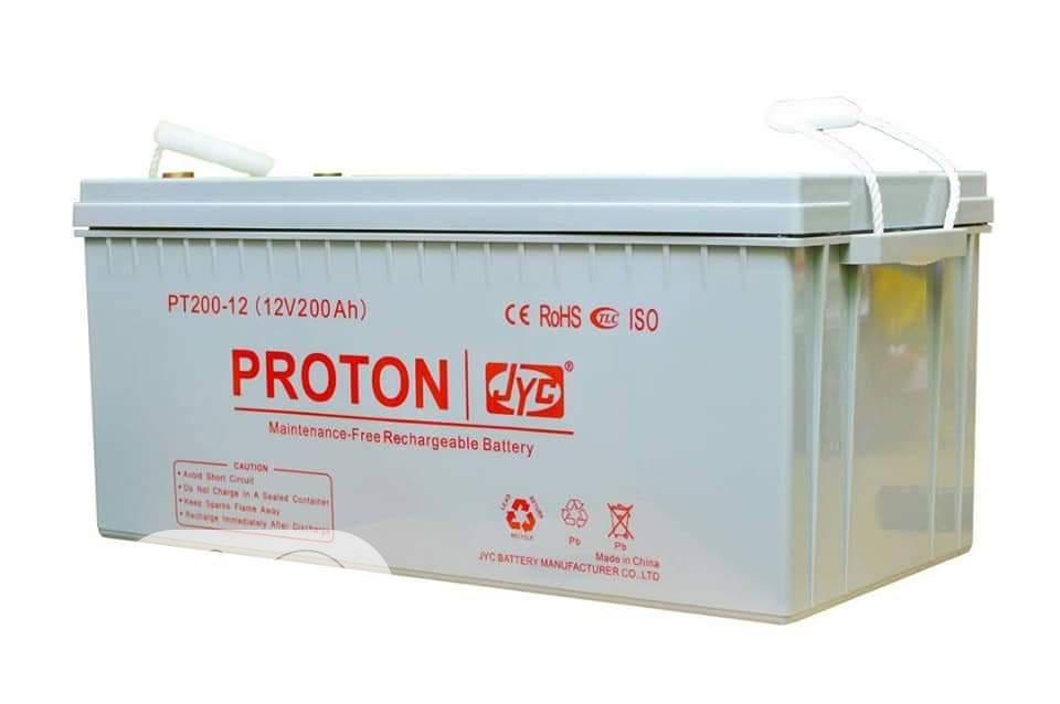 Proton 200ah Battery | Solar Energy for sale in Ojo, Lagos State, Nigeria