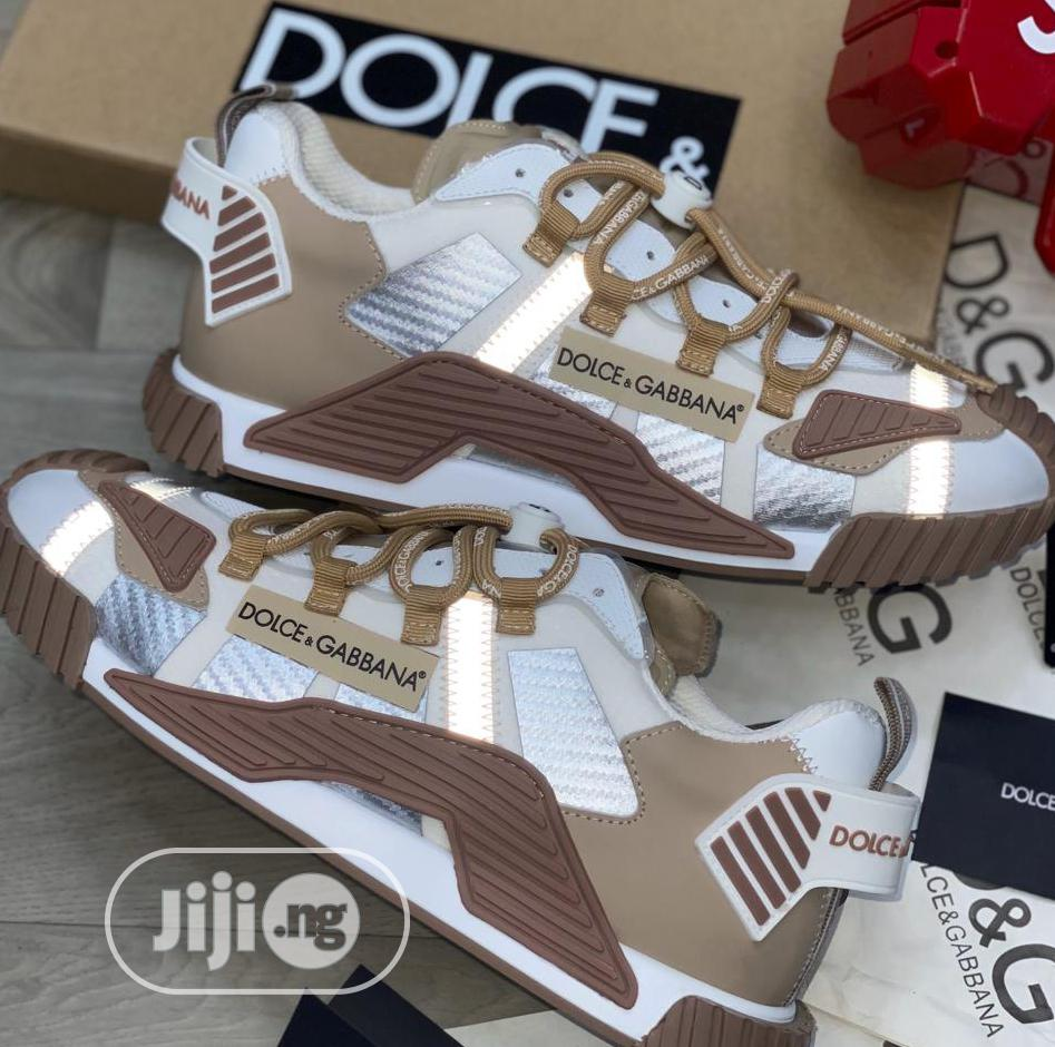 Dolce Gabbana Sneakers   Shoes for sale in Lagos Island, Lagos State, Nigeria